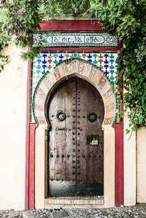 La Media Luna, Granada 6/29/11 #spain