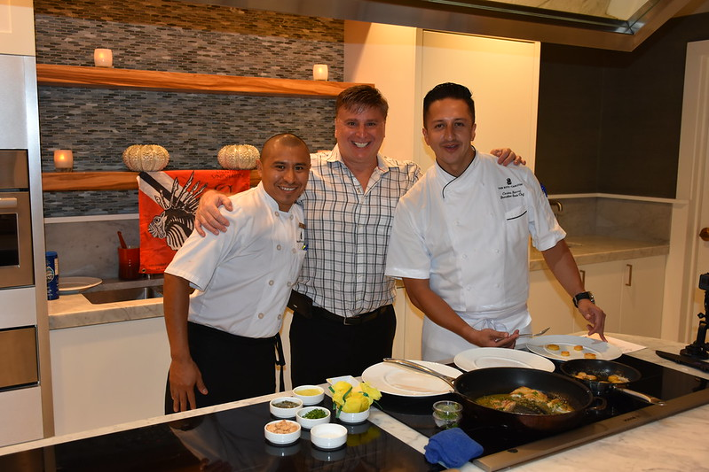 03-27-18  Photos Ritz Cooking Studio Lionfish  59