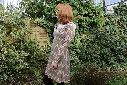 Tilly & the Buttons Freya Dress   by English Girl at Home