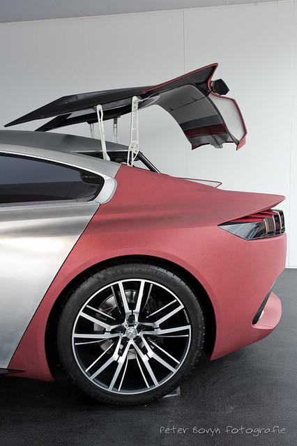 Peugeot Exalt Concept - 2014