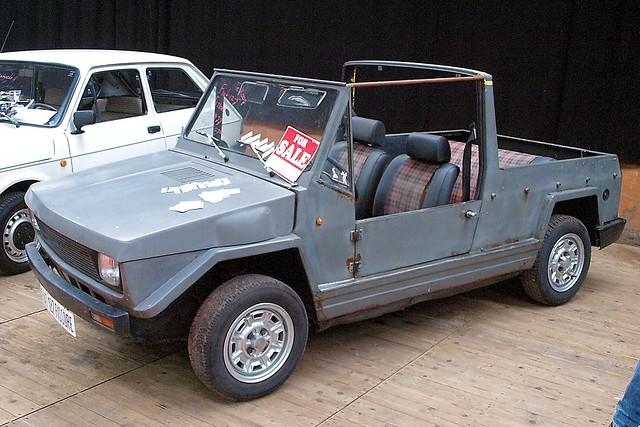 Fiat 127 Moretti Midimax