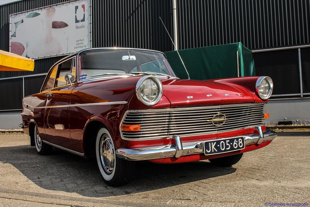1962 Opel Rekord Coupe Jk 05 68 Frans Verschuren Flickr