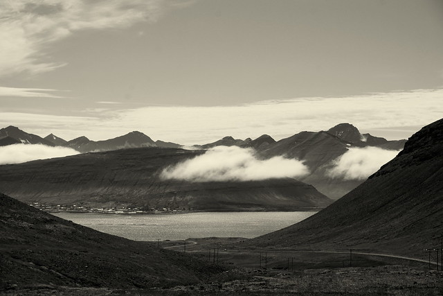 Dyrafjördur, Iceland
