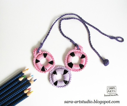 Carola | by Sara Arts - handmade