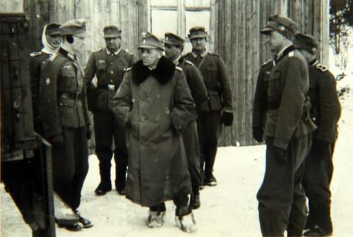 Ny kommandør for 2. bataljon, Major Vielwerth