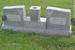 Mueller tombstone