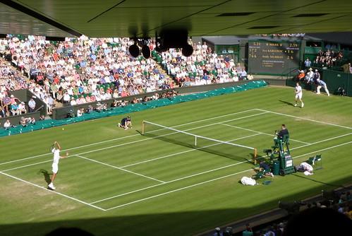 Wimbledon   by paulafunnell