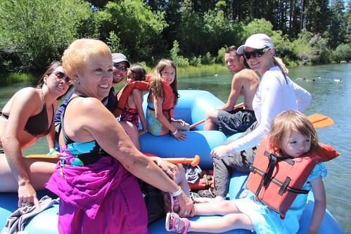 Truckee River Rafting | by Brandon Fuller