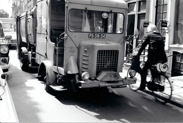 PS-38-34 Faun Universal Lastwagen A25