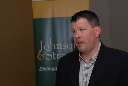 Johnson & Strachan Speaker Series ft. Marc Mentry