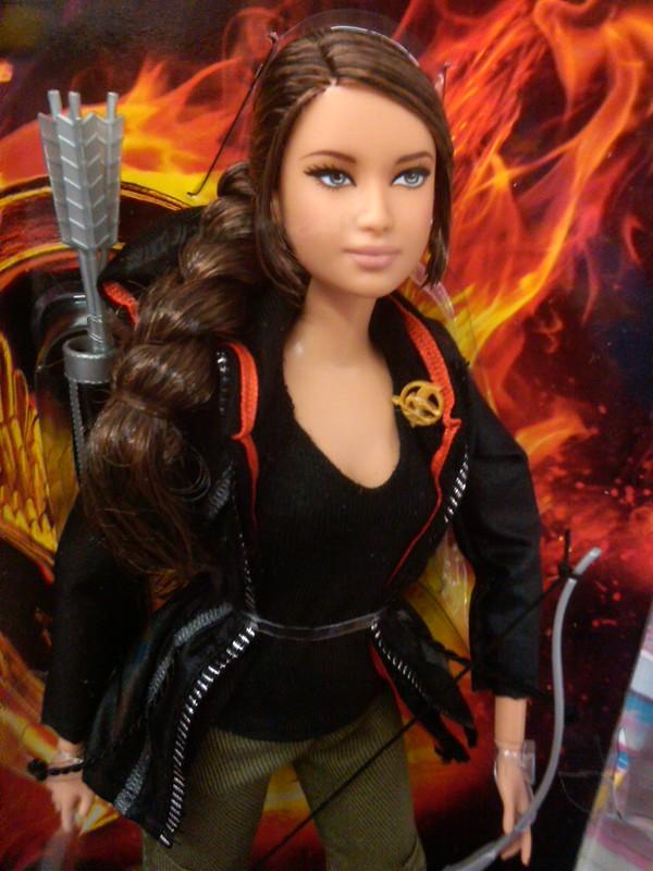 Gorgeous Katniss <3