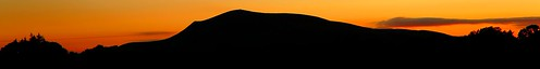 sunset orange silhouette alan landscape scotland swan hill outline 13 photgraphy tinto coulter biggar lanarkshire swannie alanswan swannie13 alanswanphotography swanniephotography