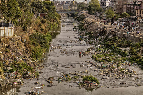 River rubbish | by some guy called Darren
