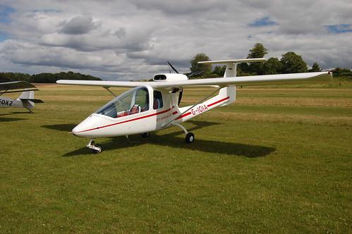 G-IOIA III Sky Arrow 650 [PFA 298-14008] Popham 200708