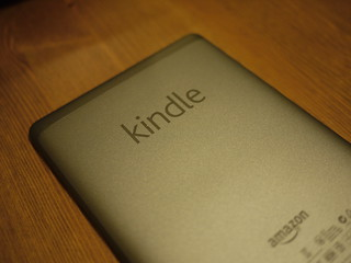 Kindle Logo | by bfishadow