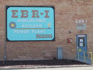 EBR-1: Awesome signage | by mormolyke