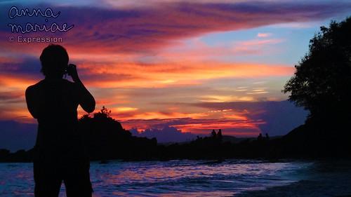 sunset norte camarines calaguas