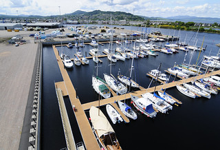 http://www.aerialscotland.co.uk - Inverness Caley Marina _ASN1868