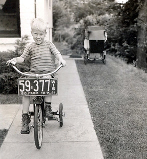 Rockford - Roger on Tricycle (1941)