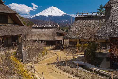 Mount Fuji from Iyashi no Sato | by Phil Marion (176 million views - THANKS)
