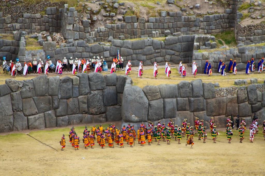 Peru - Cusco 122 - Inti Raymi solstice festival