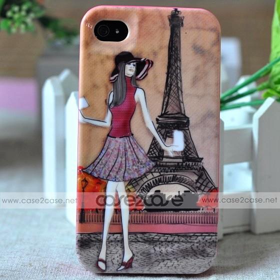 sale retailer 05259 88b62 Kate Spade case for iphone 4S /4 Girl in Paris | www.case2ca… | Flickr