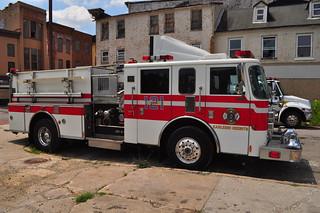 Earleigh Heights Volunteer Fire Company Engine 121 | by Triborough