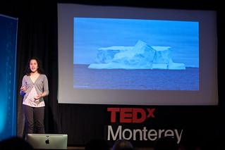Selin Jessa - Iceberg | by TEDxMonterey