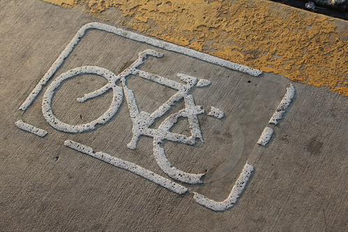 Bike Stencil | by tracktwentynine