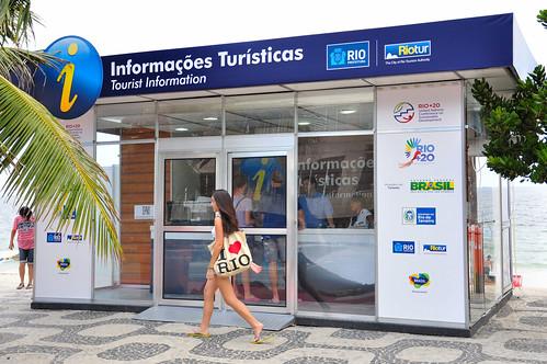 Rio+20 - Informações Turísticas - Foto: Alexandre Macieira Rioturações Turísticas