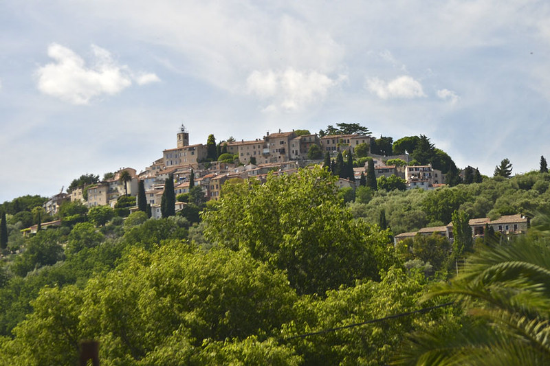 Chateauneuf du Grasse