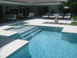 Pool Builders, Inc. - Geometric Pool | Pool Builders, Inc ...