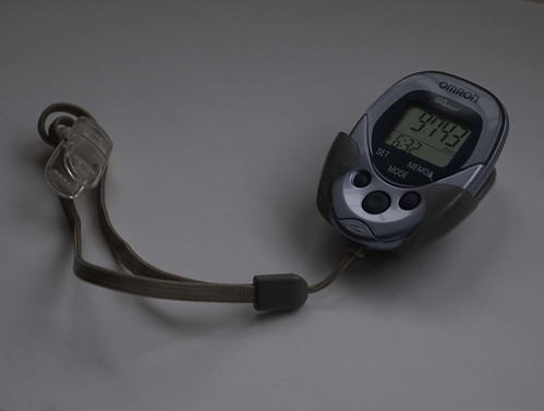 My favorite pedometer | by Syracuse2