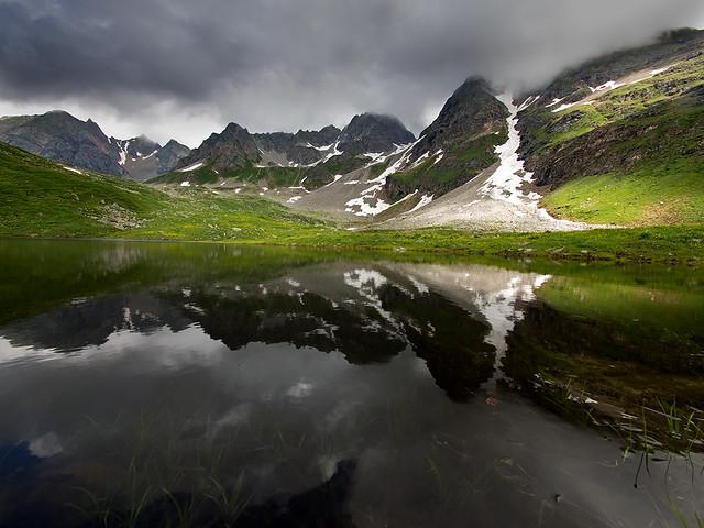 Specchio dell'alta Val Formazza