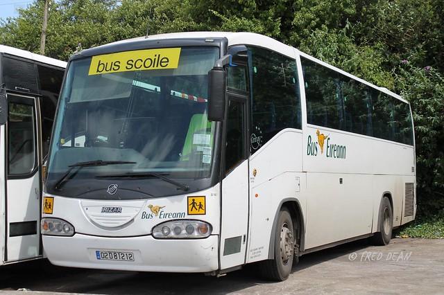 Bus Éireann SI 107 (02-D-81212).