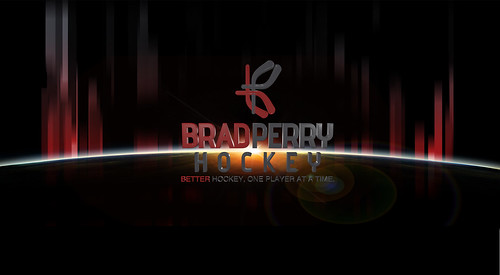 Brad Perry Hockey world logo | by Brad Perry