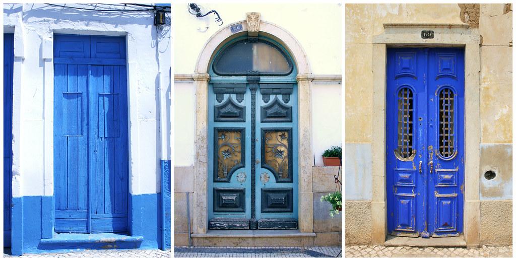 Olhao Doorways II