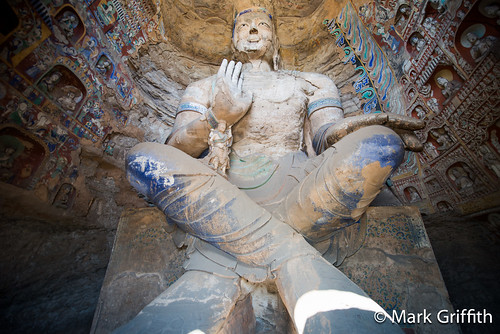 Yungang Grottoes | by Mark Griffith