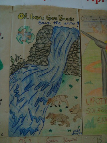 Primary school Ivan Goran Kovacic_Sl.Brod: Lara's paper bag