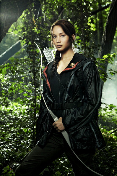 Katniss Everdeen The Hunger Games Jennifer Lawrence Flickr