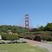 Golden Gate Bridge Southeast Visitor Area