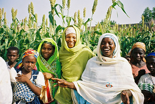 USAID works with Nigerians to improve agriculture, health, education, and governance