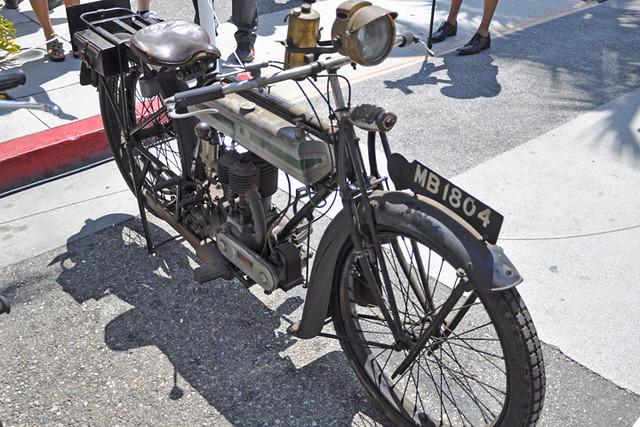1913 Triumph