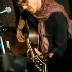Tue, 05/06/2012 - 12:03pm - Alejandro Escovedo performs live on 6.5.12 in WFUV's Studio A. photo by Erica Talbott