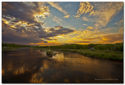 sunset summer cloud newmexico color colors beauty clouds canon river colorful dramatic bluesky riverbed americana drama conquistadores thunderclouds cloudysky stormclouds riparian riogrande canonef1740f4lusm canon5dmkii glixpix kevindrenz kevinrenz kdrenz