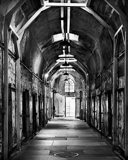 Cell Block #9, Eastern State Penitentiary