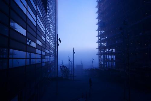blue code   by geirt.com