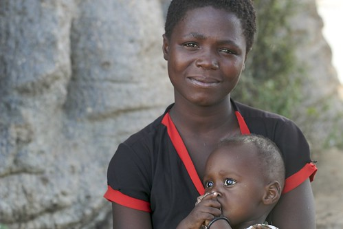 Meet mother-of-two Mwanasha | by DFID - UK Department for International Development