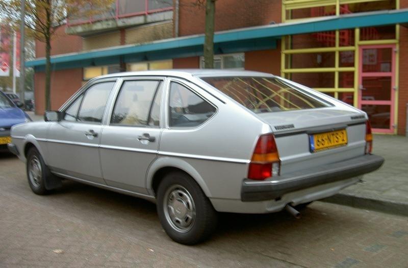VW Passat B2 1 6 CL 20-6-1983 66-NTS-2 | import in NL 16-11-… | Flickr