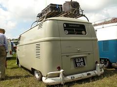 Nice panel van